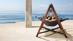 Hammock Hangers Furniture Fabulous Design Of Hammock Stands For Captivating