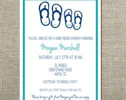 honeymoon fund bridal shower bon voyage honeymoon travel theme wedding shower invitation