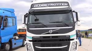 volvo diesel trucks volvo fm 420 globetrotter xlx tractor truck exterior and interior