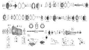 trans parts online 727 727 transmission parts