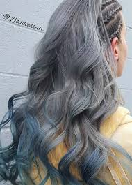 hair colors for women over 60 gray blue 85 silver hair color ideas and tips for dyeing maintaining your
