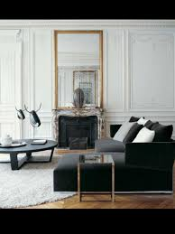 Modern French Home Decor by Black And White Home Decorating Ideas 15 Black And White Rooms