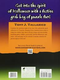 frightfully fun halloween activity book dover children u0027s activity