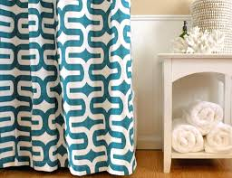 bathroom shower curtains ideas amazing teal shower curtain ideas