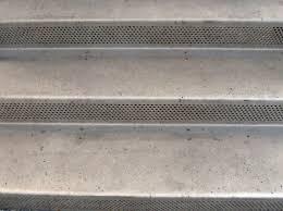 awesome metal stair nosing american safety metal stair nosing