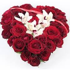 roses and hearts roses heart s flowers delivery roses heart