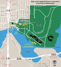 Map Of Seattle Airport by Apl Uw Website Maps And Directions To Apl Uw