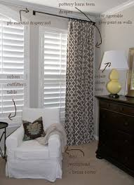 137 Best Window Treatments Fabric Images On Pinterest Black