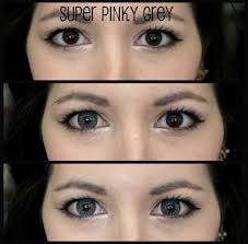 halloween contacts for astigmatism pinky paradise circle lenses review roxyrockstv