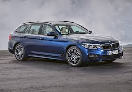 official 2018 bmw 5 series touring sport car news