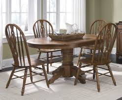 Tuscan Dining Room Furniture by Oak Dining Room Tables Dark Oak Dining Table Deep Brown Dining
