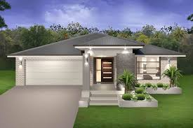 image result for modern single storey house design new home