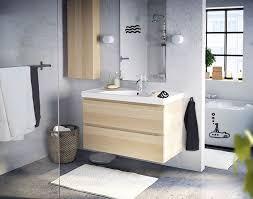 ikea godmorgon wall cabinet godmorgon edeboviken waschbeckenschrank 2 schubl eicheneffekt