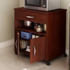 kitchen microwave hutch wayfair