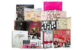 beauty advent calendar beauty advent calendar mystery deal groupon