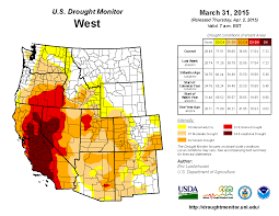 what is 138 311 as a percent drought march 2015 state of the climate national centers for