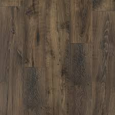 Cheap Wood Laminate Flooring Shop Pergo Max Premier 7 48 In W X 4 52 Ft L Smoked Chestnut