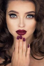 best 25 deep red nails ideas on pinterest wine nails gorgeous