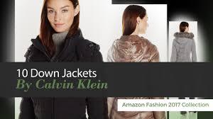 amazon uniqlo ultra light down 10 down jackets by calvin klein amazon fashion 2017 collection youtube