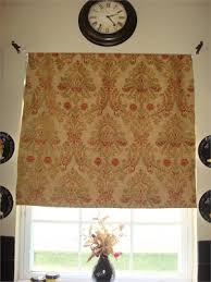 No Sew Roman Shades Instructions - diy no sew roman shades from thrifty decor