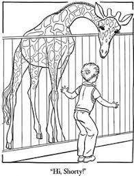 giraffe and calf coloring coloring animals 1 pinterest