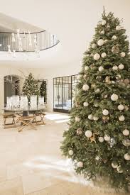 Christmas Home Decoration Pic Kourtney Kardashian Dishes About Her Five Different Christmas Trees
