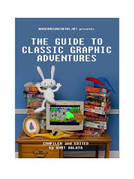 the guide to classic graphic adventures electronic games adventure