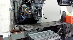 xyz dpm 4000 3 axis bed type cnc milling machine mov youtube