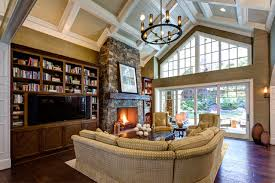 Cathedral Ceiling Living Room Ideas Cathedral Ceiling Family Room Ideas Photos Houzz