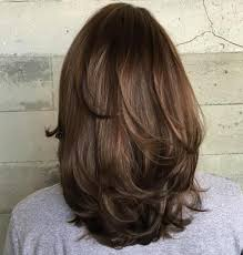 medium length lots of layers hairstyles 70 brightest medium length layered haircuts and hairstyles