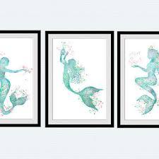 Mermaid Home Decor Mermaids Please Enter Here Cast Iron From Tamaras Treasure Trove