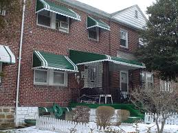 Residential Aluminum Awnings Aluminum Awnings Md Dc Va Pa A Hoffman Awning Co