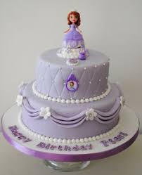 sofia the first birthday cake sofia fondant cake cakes