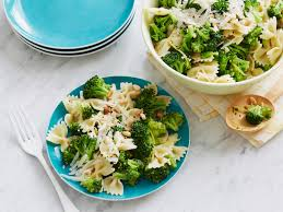 broccoli and bow ties recipe ina garten spring and bow ties