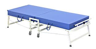medicare fold up bed with mattress for patient visitors ccfold sffold