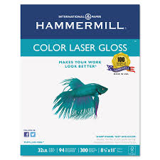 colored resume paper brochure printing paper hammermill color laser gloss paper 94 brightness 32lb 8 1 2