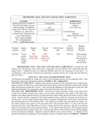 Business Promissory Note Template 45 free promissory note templates forms word pdf template lab