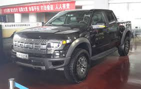 Ford Raptor Crew Cab - file ford f series xii svt raptor crew cab facelift china 2015 04