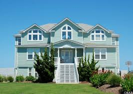 luxury homes outer banks oceanfront homes outer banks homes