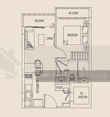 cardiff residence floor plan cardiff residence d19 condominium for sale 75772472