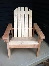 Adirondack Chairs At Home Depot Ana White Adirondack Chair Home Depot Version Diy Projects