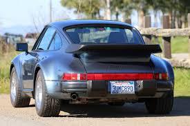 1979 porsche 911 turbo 1987 porsche carrera 3 2 m491 turbo look coupe for sale the