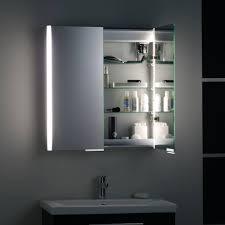 roper rhodes summit aluminium two door illuminated cabinet uk