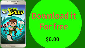 download ben 10 speed free version