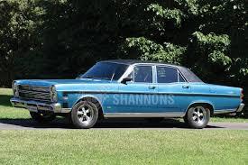 sold ford zc fairlane t code 351 v8 u0027manual u0027 sedan auctions lot