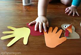 Thanksgiving Arts And Crafts For Kids Handprint Turkey Hat For A Thanksgiving Craft Crafty Morning