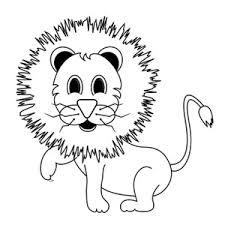 lion clipart image lion coloring