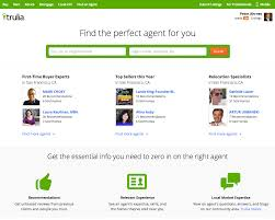trulia revamps its find an agent directory with better filtering