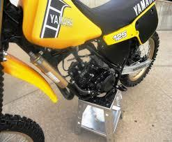 yamaha yz125 1982 restored classic motorcycles at bikes