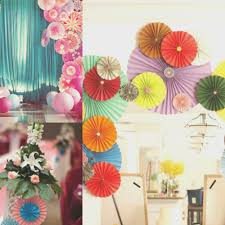 creative background decoration for birthday party at home home